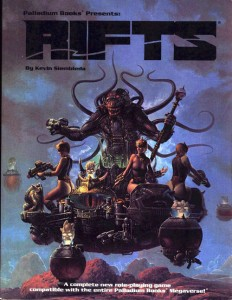 Rifts - Not Dungeons & Dragons