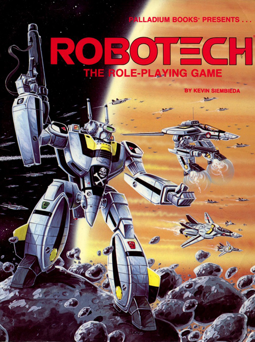 Palladium Books Robotech