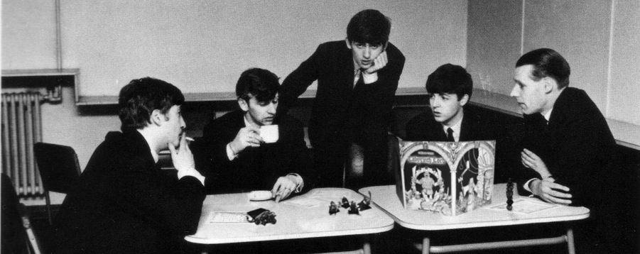 The Beatles Are Old School