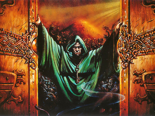 Dungeon Master Jeff Easley