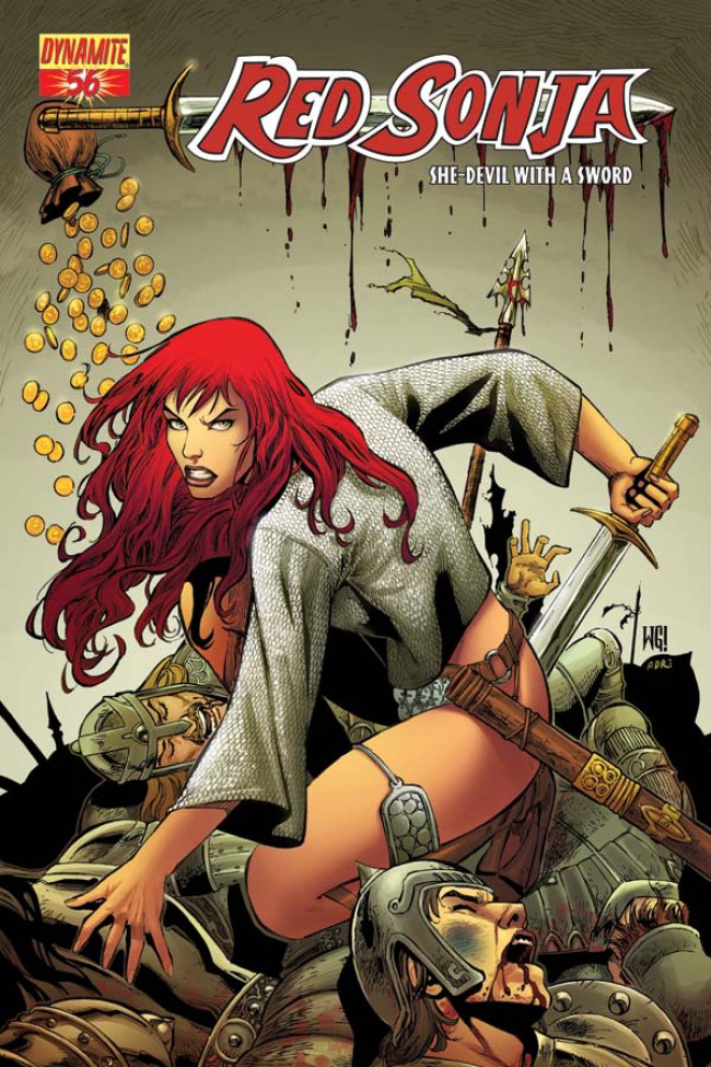 Red Sonja Walter Geovani