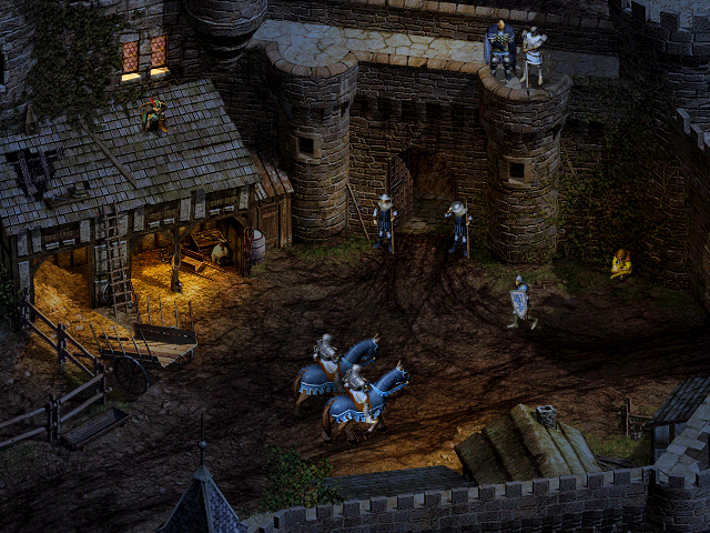 Robin Hood PC Game SS1
